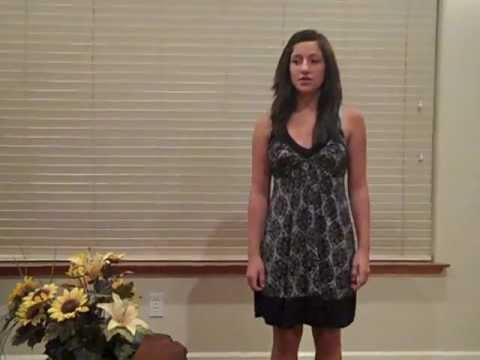 Someone Like You(cover) ~Cami Brooks