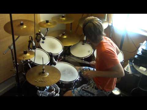 Awesome on Drums - One Republic - Apologize (Drum + Piano Cover/Remix)