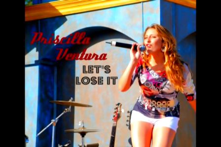 Priscilla Ventura - Let's lose it (song preview)
