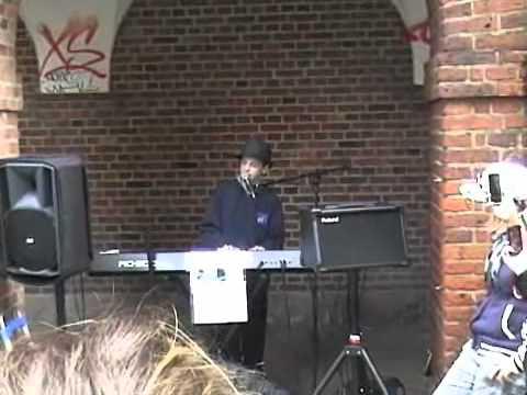 Daniel Shaw, No More, Rundetaarn, Copenhagen Denmark 7.september 2011