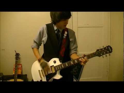 [Ricky's Band Rhythm Guitar] Four Year Strong: Abandon Ship or Abandon All Hope (guitar cover)