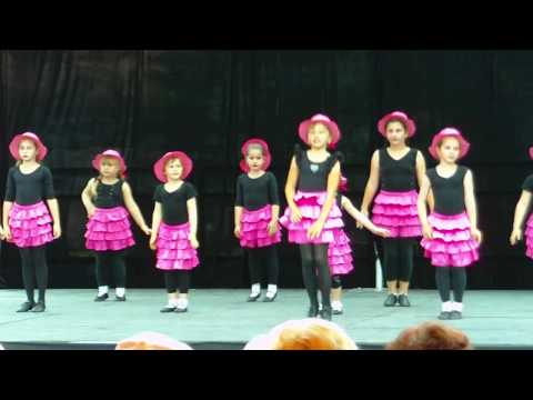 """Mazl Tov"" Dance Studio ""It's a beautiful life"" Russian Festival Los Angeles, 2011"