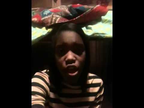 Tyniquia13 Singing Born This Way