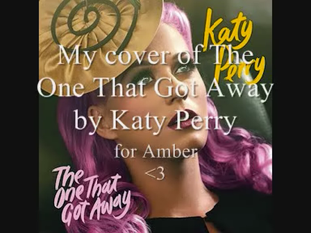 The One That Got Away Cover