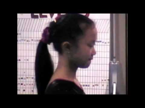 Lisa's USAIGC Gymnastics Meet Spring 2007
