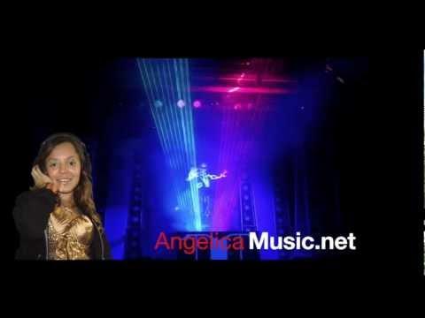"Laser Man"" Angelica Surrender"""
