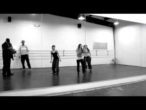 Angelica Ramos Surrender Rehearsals