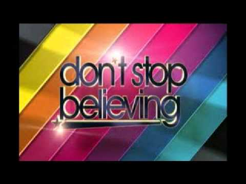 Don't Stop Believing Cover By Nathan And Jeremy
