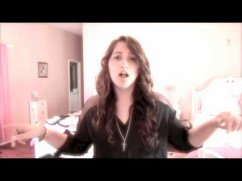 """""""She Will Be Loved"""" cover by Lizzie"""