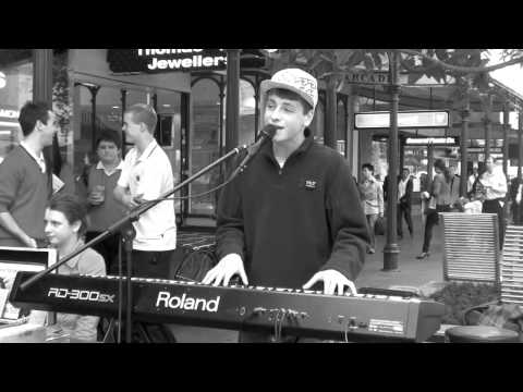 Battle Scars feat. Lupe Fiasco by Guy Sebastian (live performance by 14 year old Daniel Shaw)