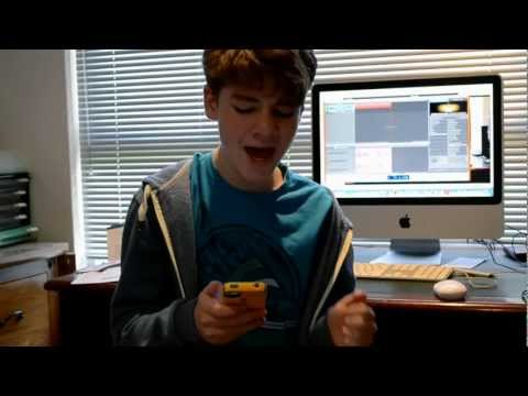 Say Somethin Accapella Cover by Harrison James