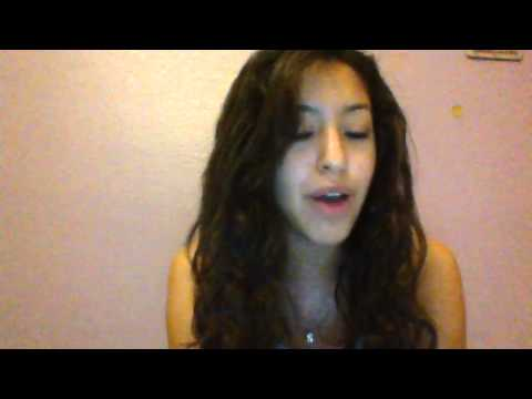 Forever and Always by Parachute (cover)