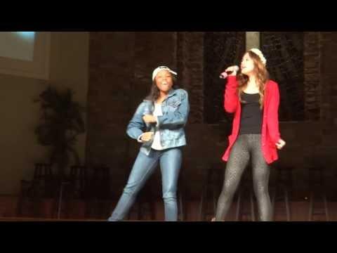 Leon Patillo - Rise Above Bullying, Jam! with Lauretta Williams and Jasmyne Densley