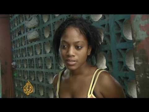 Praising a Jamaican 'drug lord'