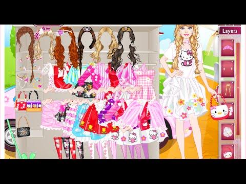 Barbie Kitty - Princess Dress up Games