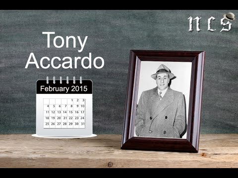 Tony Accardo: The Chicago Outfit Boss (1906 - 1992)