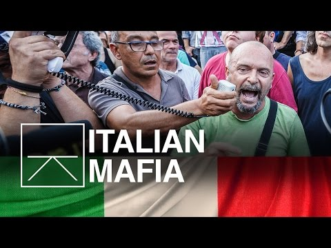 Is The Italian Mafia On The Rise?