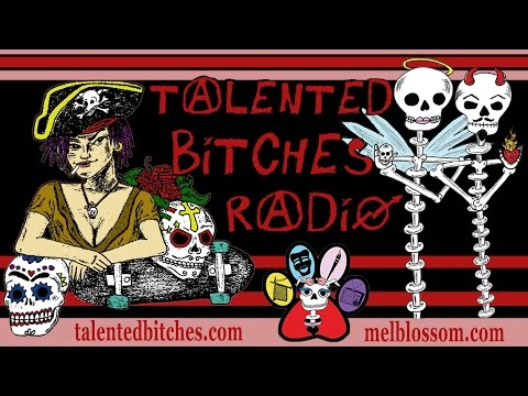 Talented Bitches Radio interview with Frank Cullotta