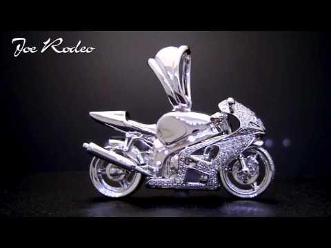 Custom made motorcycle pendant.avi