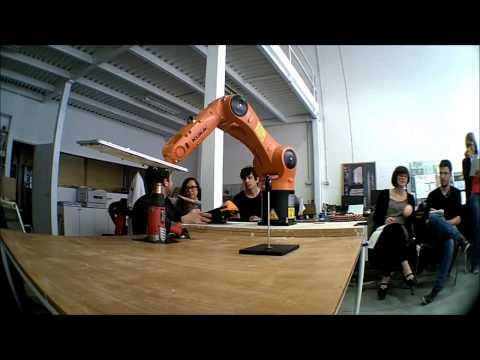 Robots in Architecture @ IUAV -