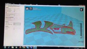 Análisis de capas para impresión 3D