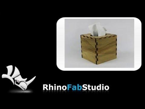 GFD3D: Tween in Between, Wood Box