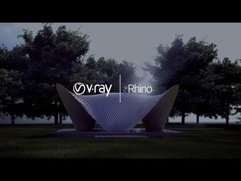 V-Ray 3.6 for Rhino – Webinar