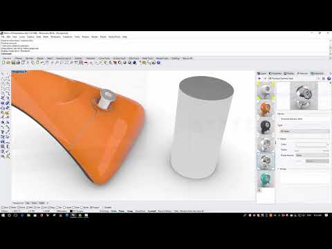 Rhino3d v6 for Windows - Presentation Enhancements