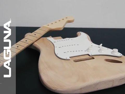 Making a Guitar on a Desktop CNC Router