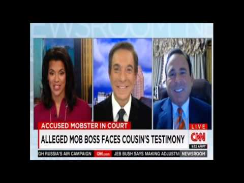 RICHARD HERMAN CNN LIVE, 10/24. FEDS REVISIT GOODFELLAS LUFTHANSA HEIST
