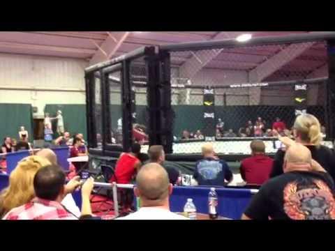 Zack Riley vs Roger Stewart-Fredrick