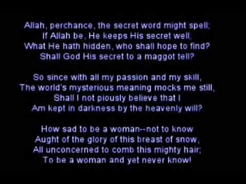 The Portable Atheist - Rubaiyat of Omar Khayyam