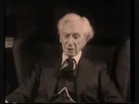 Bertrand Russell's Message to the Future
