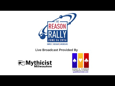 Official Reason Rally 2016 Live Stream (Hi Quality Version Coming Soon)