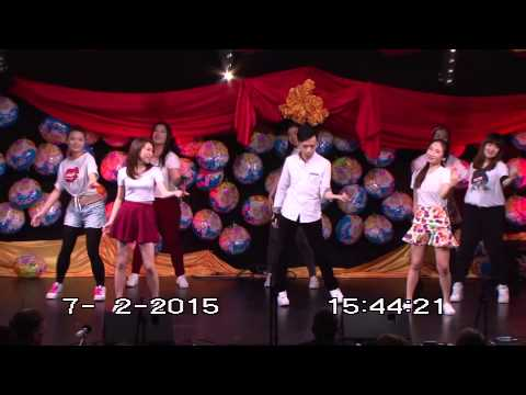 2015 CEDP Chinese New Year Event - Little Apple