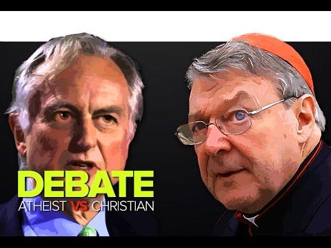 DEBATE: Atheist vs Christian (Richard Dawkins vs Cardinal George Pell)