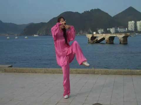 Yang Tai Chi 42-Form