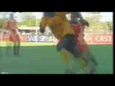 South African Soccer Skills and Scorchers 2005/6
