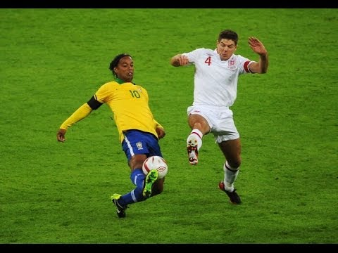 Ronaldinho Humiliating Great Players
