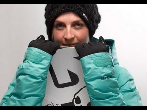 Snowboarder Kimmy Fasani is Pretty Tough