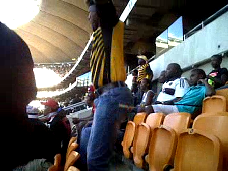 Excited Khosi fans