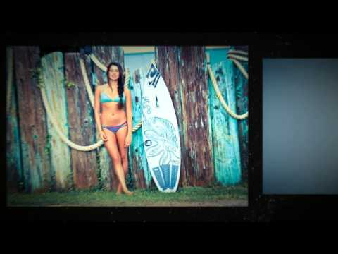 Surfer Malia Manuel is Pretty Tough
