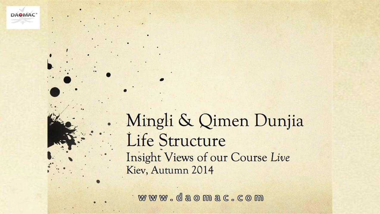 Qi Men Dun Jia- Mingli - Master Class  Dr. Alejandro Penataro .mov