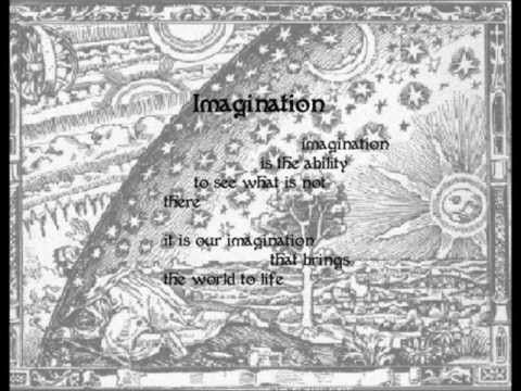 Quantum Meditations 8 ~ the Imagination series