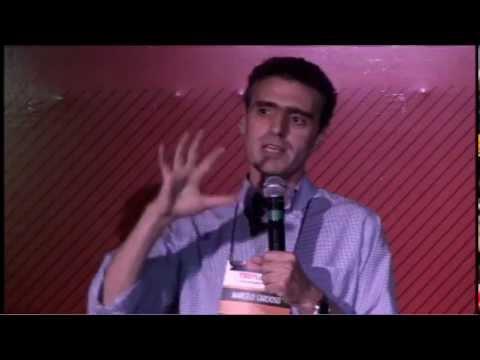 Propósito -- o caminho do vício à virtude: Marcelo Cardoso at TEDxLaçador