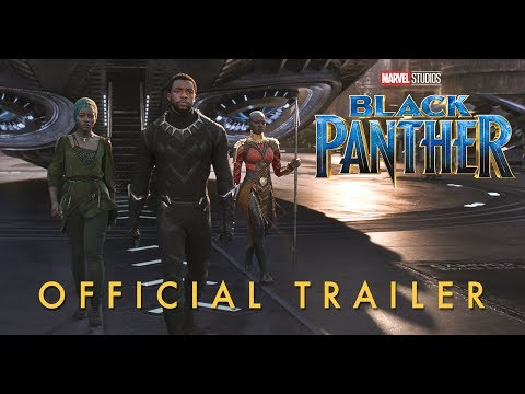 Marvel Studios' Black Panther - GO BLACK ON FEB 16 2018