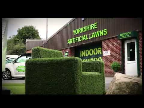 We are West Yorkshire Artificial Lawns!