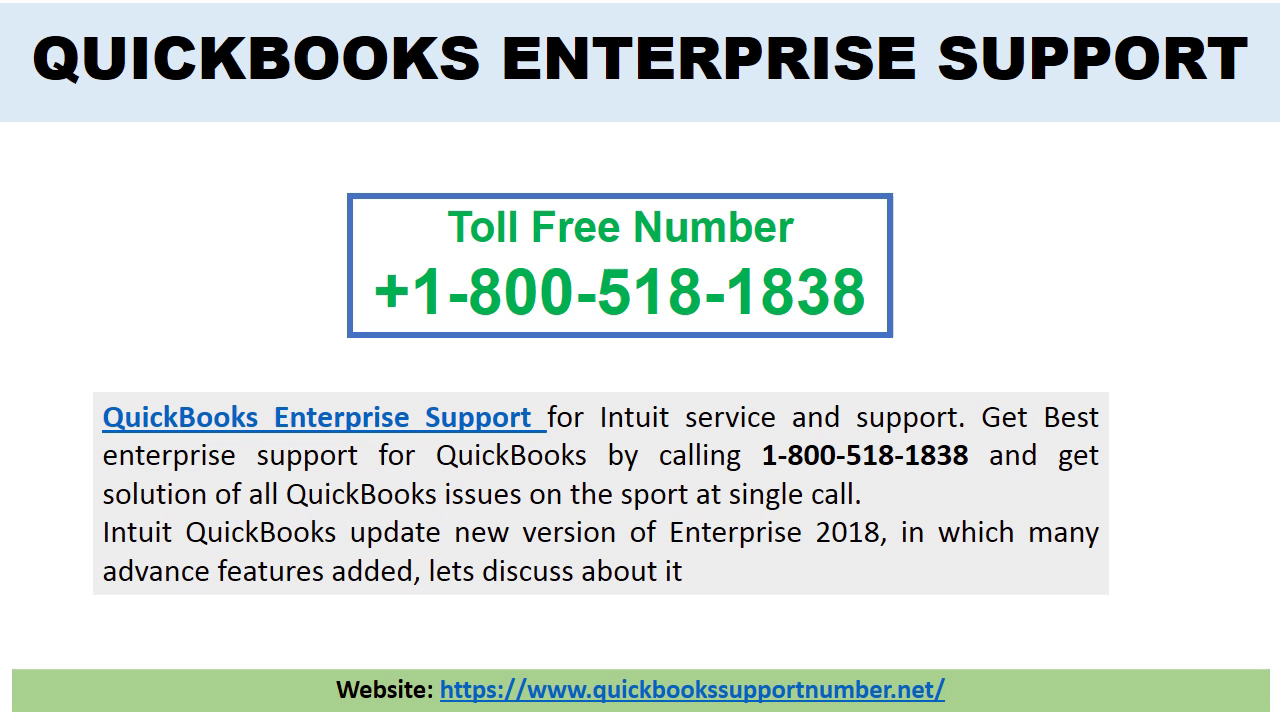 Advance Features About QuickBooks Enterprise & Fix QuickBooks Enterprise Error Code 80029c4a