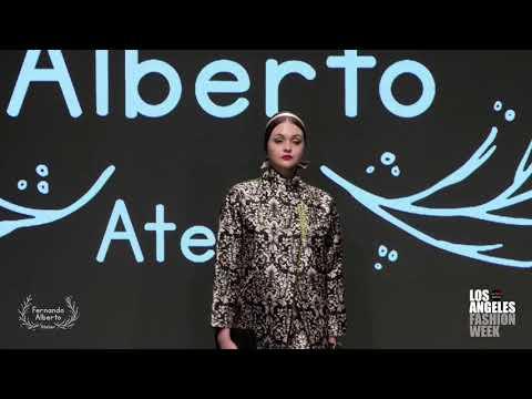 Fernando Alberto at Los Angeles Fashion Week powered by Art Hearts Fashion LAFW
