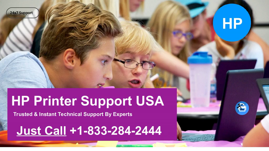 Paper Jam? Call HP Printer Support Service 1-833-284-2444 Number